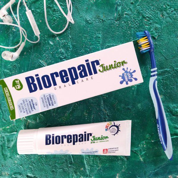 Биорипеа Детская зубная паста для 7-14 лет