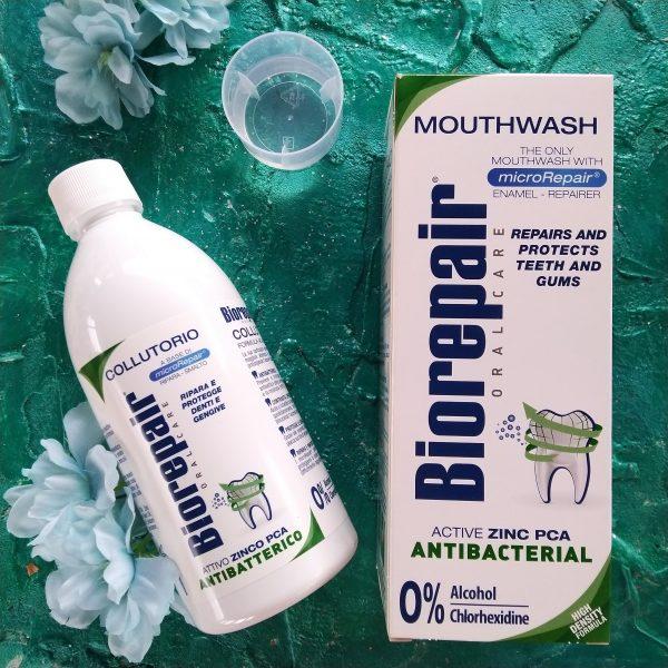 Ополаскиватель BioRepair 4-action mouthwash Ополаскиватель BioRepair 4-action mouthwash