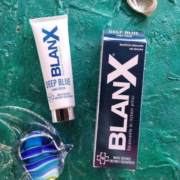 Зубная пастаBlanx Pro Deep Blue