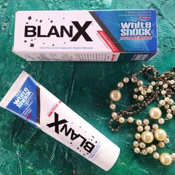 Зубная паста Blanx White Shock Instant White 75мл