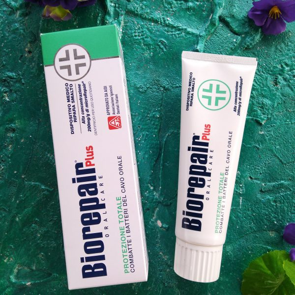 Зубная паста BioRepair Plus Total Protection