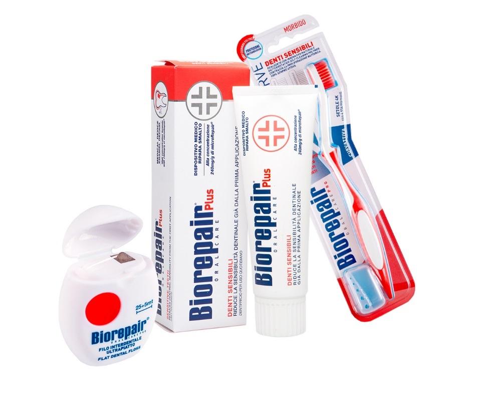 комплект для чувствительных зубов