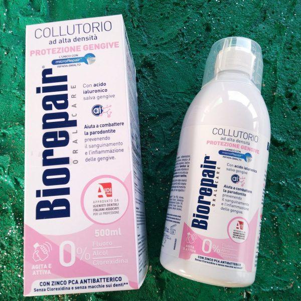 Ополаскиватель BioRepair 4-action mouthwash (Антибактериальный ополаскиватель для полости рта