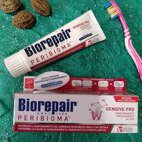 Зубная паста ПЕРИБИОМА
